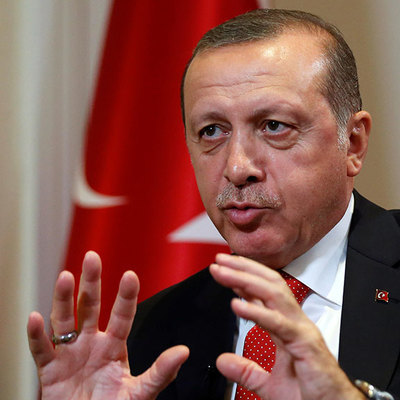 Эрдоган пообещал сторонникам работать днем и ночью