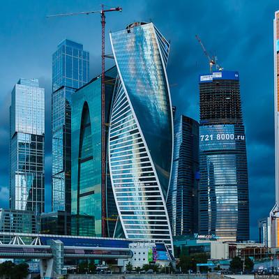 Полиция пресекла попытку создания казино в «Москва-Сити»