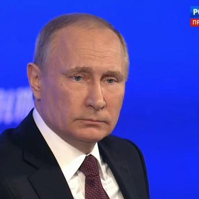 Путин выразил соболезнования супруге гендиректора МАГАТЭ