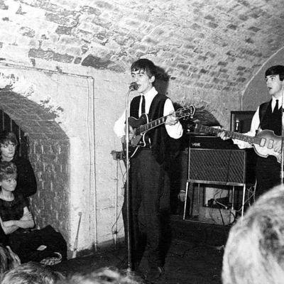 Пещера, Beatles, Ливерпуль!