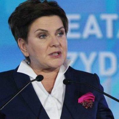 Премьер-министр Польши Беата Шидло подала заявление об отставке