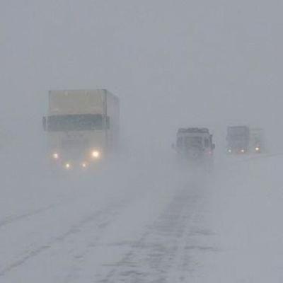 В Алтайском крае – снова метели и ураган