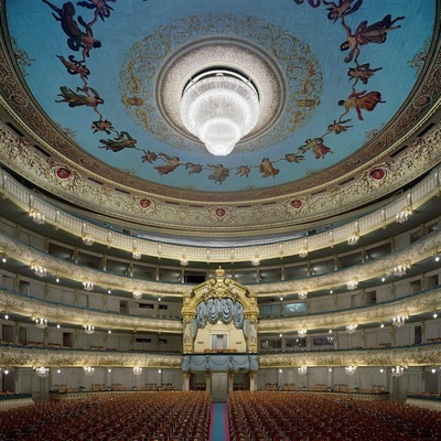 Мариинский театр в Санкт-Петербурге начинает продажу именных билетов