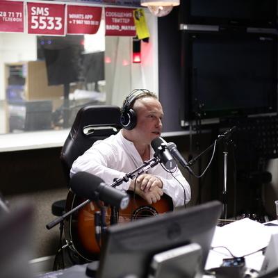 Павел Кашин в студии Владимира Матецкого, 17.03.2017