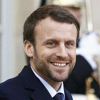 Эмманюэль Макрон набрал 23,75% голосов в первом туре выборов главы государства