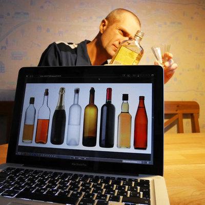 Минфин рассчитывает легализовать продажу алкоголя через интернет