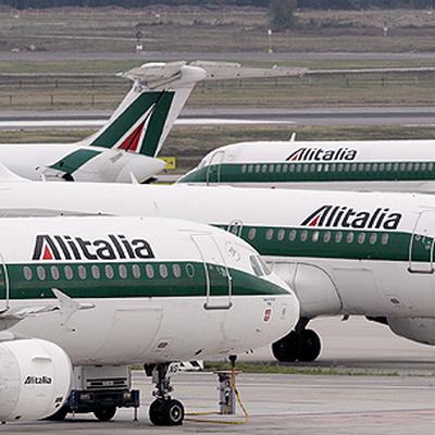 Профсоюзы работников авиатранспорта Италии объявили о забастовке