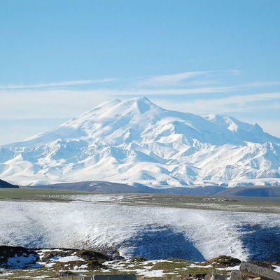 Ледники Эльбруса стали таять в разы быстрее