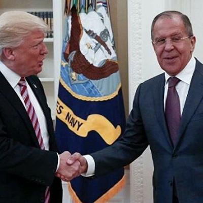 В Вашингтоне состоялась встреча Трампа с Лавровым