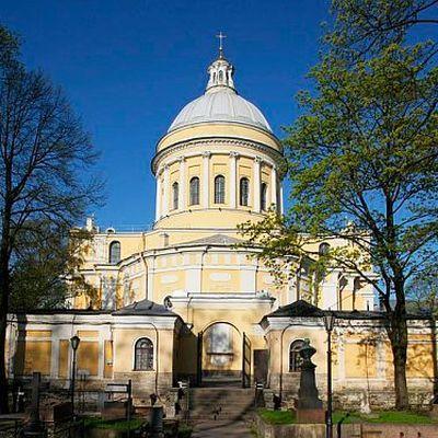 В Петербурге мощи св. Николая разместят в Александро-Невской лавре