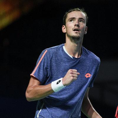 Теннисист Даниил Медведев выиграл турнир в Цинциннати