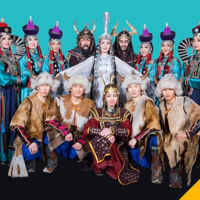 """Бурятский национальный театр песни и танца """"Байкал"""""""