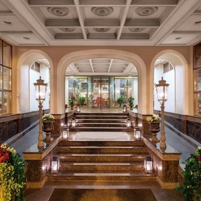 Отель «Кемпински Мойка 22» предлагает художественно-историческую экскурсию по отелю