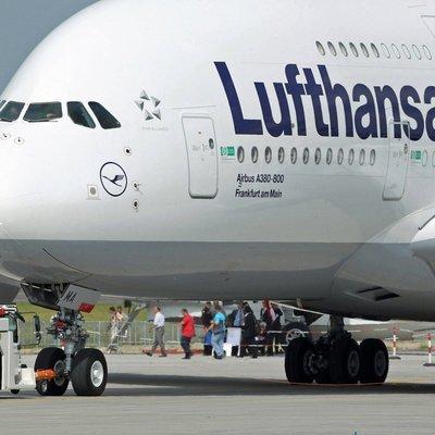 Самолёт Lufthansa экстренно сел в Тель-Авиве