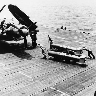 В Вене найден авиационный снаряд Второй мировой войны