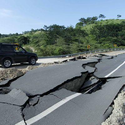 Очередное землетрясение магнитудой 6,3 произошло на густонаселенном индонезийском острове Ломбок