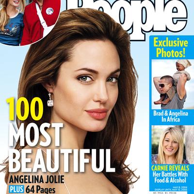 Средний возраст женщин, входящих в список самых красивых в мире, приблизился к 40
