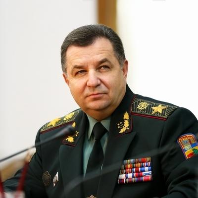 Полторак заявил, что готов уйти в отставку, если вина Павловского будет доказана