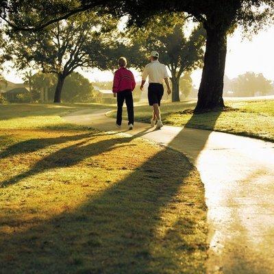 Пешие прогулки способствуют снижению риска преждевременной смерти