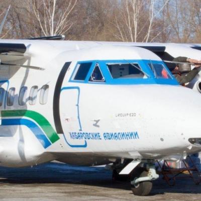 Самолёт, разбившийся в Хабаровском крае, мог упасть из-за обратной тяги