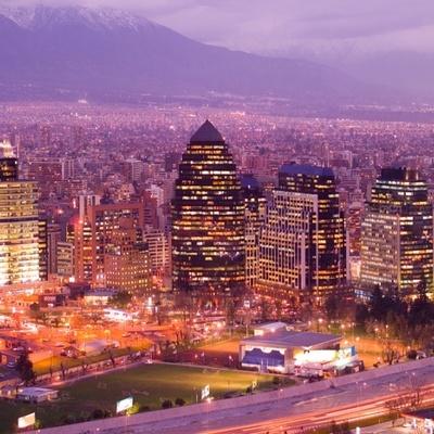 Власти Чили ввели комендантский час в столице