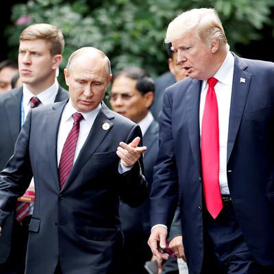 Президенты России и США обменялись мнениями о положении дел на Корейском полуострове