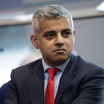 Сторонники Дональда Трампа сорвали выступление мэра Лондона Садика Хана
