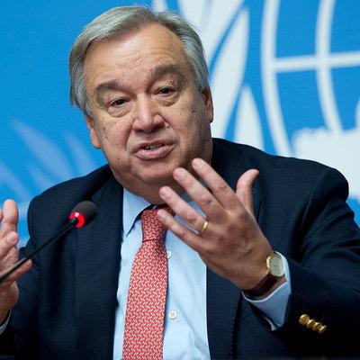 Генсек ООН призвал все страны перестать копать