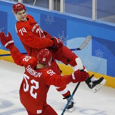 Сборная России обыграла Швецию на чемпионате мира по хоккею