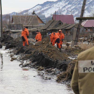 В Амурской области сохраняется сложная паводковая обстановка