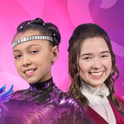 Дарья Румянцева и Диана Бутан