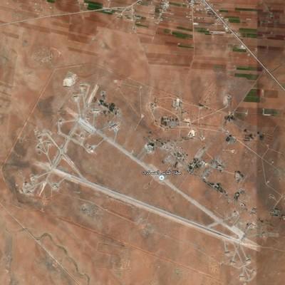 Никаких ночныхатак насирийский аэродром Шайрат не было