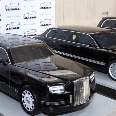 На автомобили из «Кортежа» Путина поступили сотни заказов