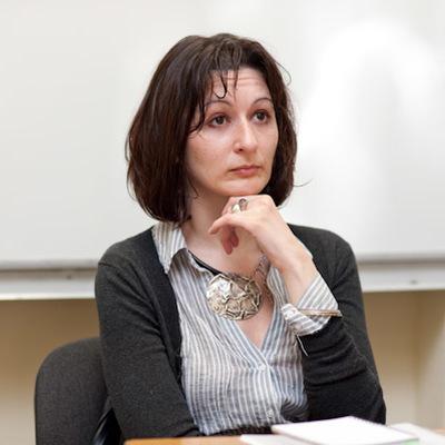 Ирина Каспэ