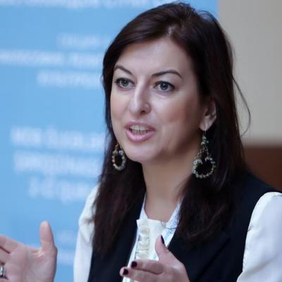 Лана Меджидовна Раванди-Фадаи