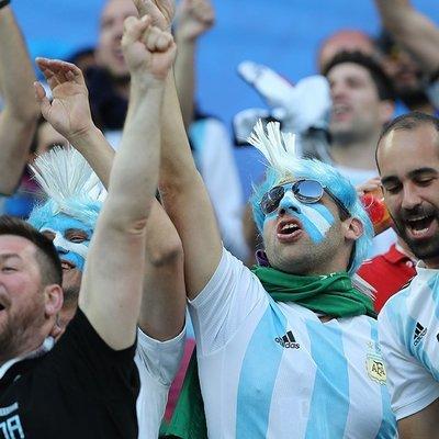 Гости чемпионата мира по футболу в Москве вели себя достойно