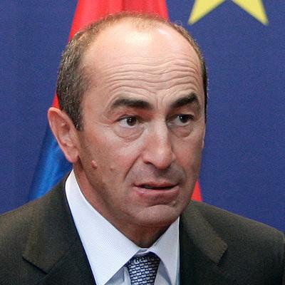 В Армении арестован экс-президент страны Роберт Кочарян