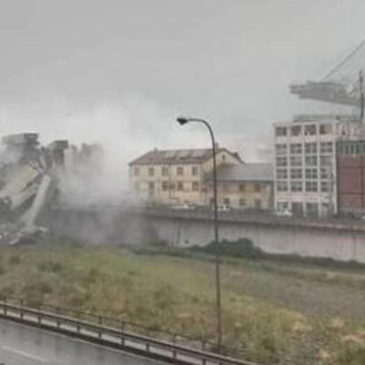Россиян нет среди погибших и пострадавших при обрушении моста в Генуе