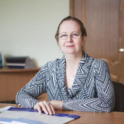 Елена Алексеевна Мухортова