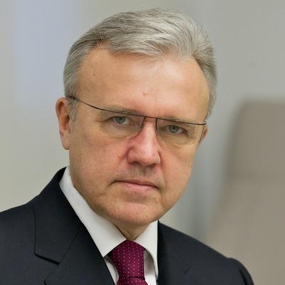 Александр Усс, победивший на выборах губернатора Красноярского края, вступил в должность