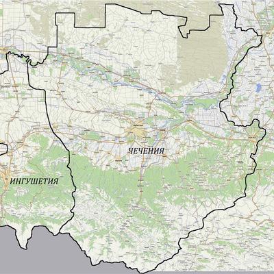 Главы Чечни и Ингушетии подписали соглашение о закреплении границы между регионами