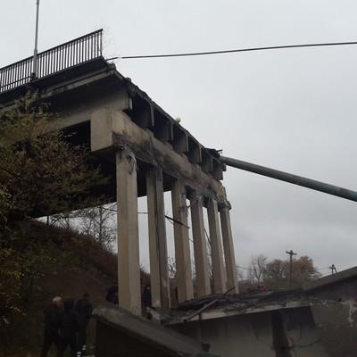 Снят режим ЧС, введенный после обрушения моста в Приамурье