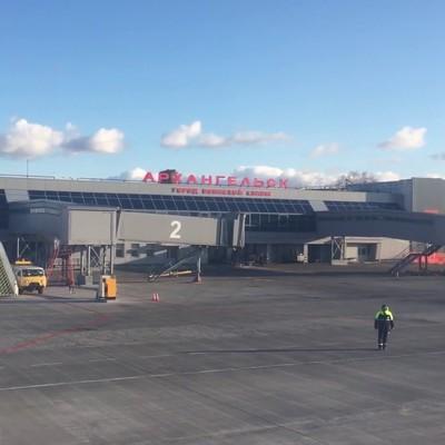 Предложения о названии аэропорта Архангельска начали поступать Общественную палату