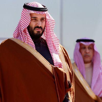 Король и наследный принц Саудовской Аравии встретились с членами семьи Джамаля Хашогги