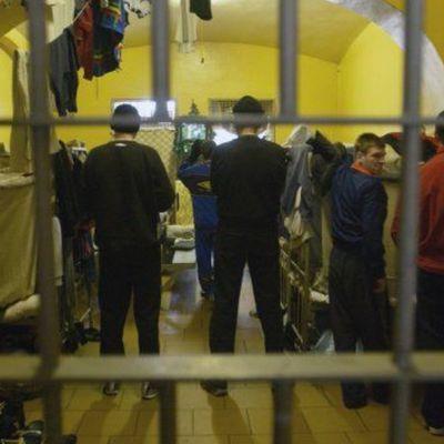 Кокорин и Мамаев поддерживают форму в спортзале при СИЗО