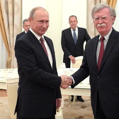 Владимир Путин подтвердил стремление России искать точки соприкосновения в отношениях с США