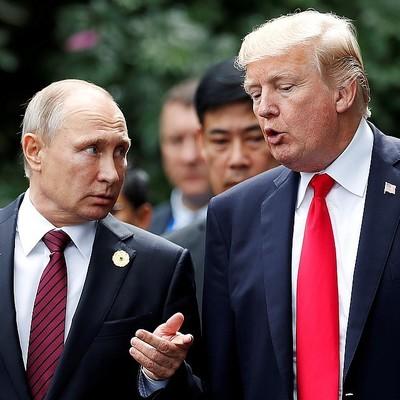Песков: Москва надеется, что встреча Путина и Трампа состоится