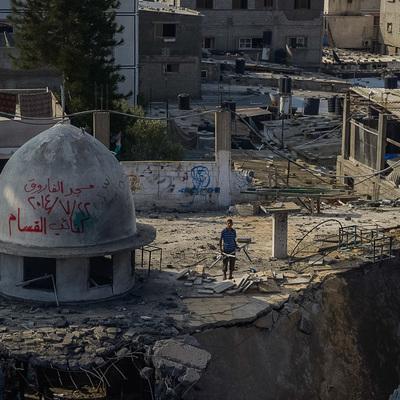 Армия Израиля начала наносить удары по целям ХАМАС по всей территории сектора Газа