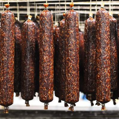Около 300 кг вареной колбасы с ДНК вируса африканской чумы свиней нашли в Челябинске