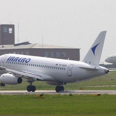 Самолет авиакомпании «ИрАэро» вылетел из Хайкоу в Самару